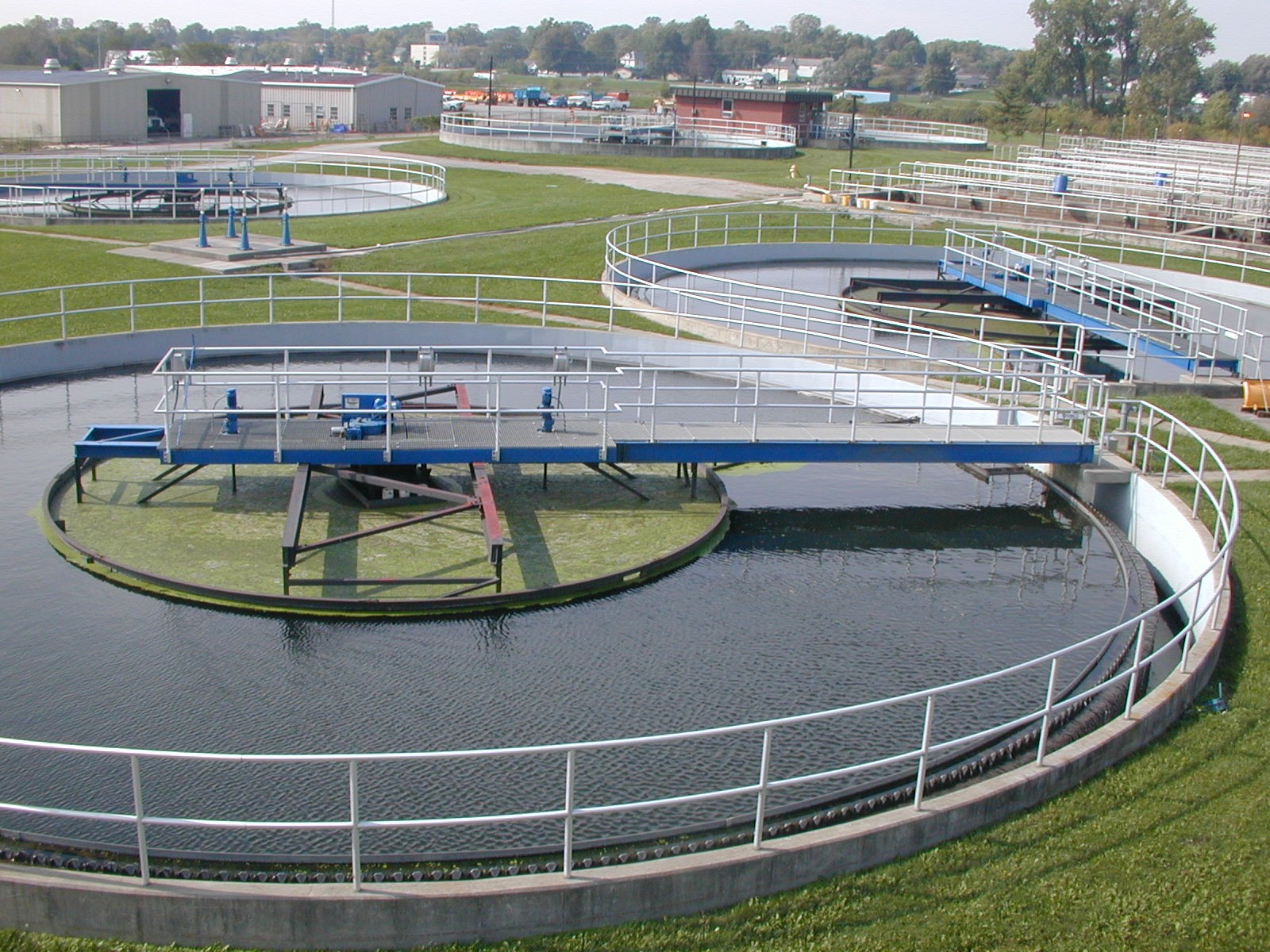 Waste water treatment technology: Why create?