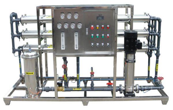 Phương pháp lọc nước công nghiệp phổ biến hiện nay