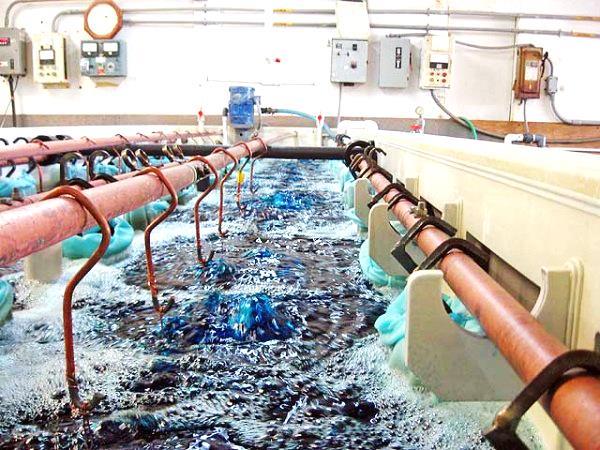 Quy trình xử lý nước thải xi mạ và những điều cần biết